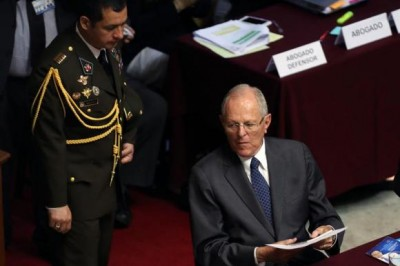 Congresso do Peru rejeita pedido de impeachment do presidente Kuczynski